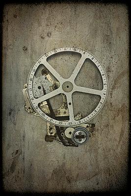 Uhrwerk - p1028m1008023 von Jean Marmeisse
