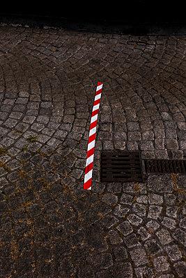 Abstandsmarkierung - p1611m2196306 von Bernd Lucka