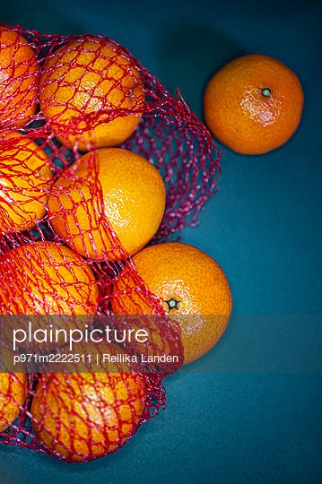 Tangerines - p971m2222511 by Reilika Landen
