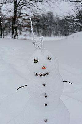 Snowman - p1184m1424125 by brabanski