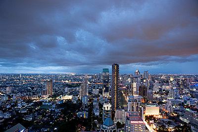 Bangkok - p7980170 von Florian Loebermann