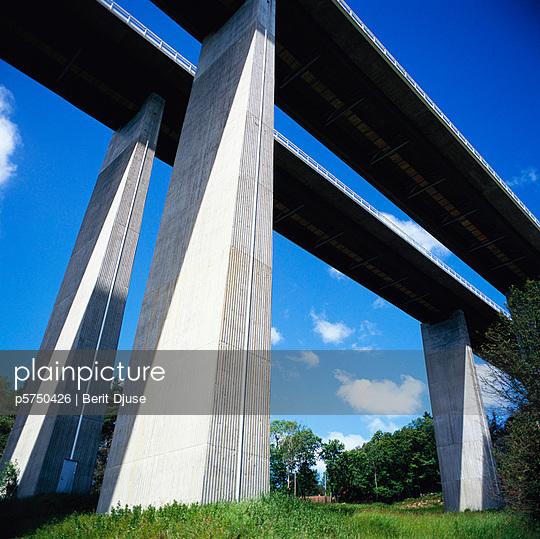 A bridge Stenungssund Sweden. - p5750426 by Berit Djuse