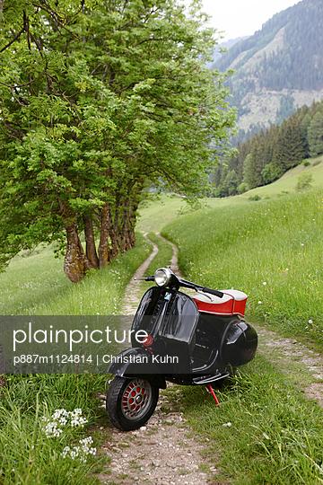 Vespa - p887m1124814 von Christian Kuhn