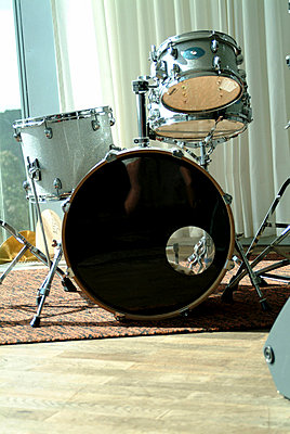 Drum Kit - p4260894f by Marcus Trotzig
