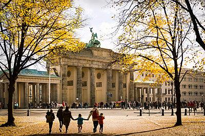 Brandenburger Tor - p1222m1104839 von Jérome Gerull