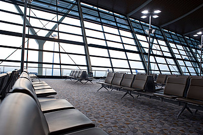 Airport building - p2360663 by tranquillium
