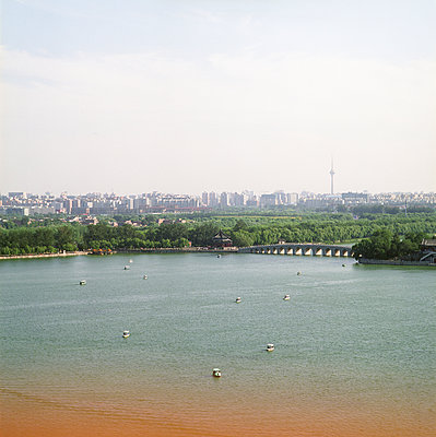 Beijing, Lake - p913m933857 by LPF