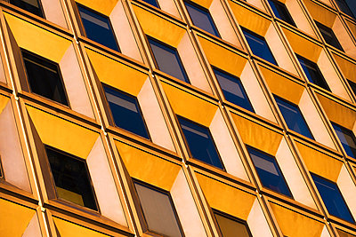 Architectural detail on building, close up - p924m805805f by Ditto