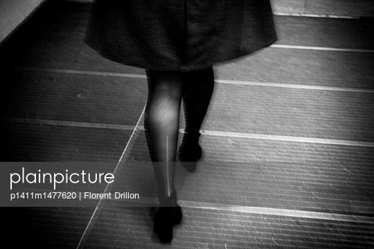 Weggehen - p1411m1477620 von Florent Drillon