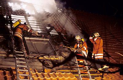 Feuerwehreinsatz - p0460587 von Hexx