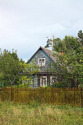 House - p1063m832036 von Ekaterina Vasilyeva
