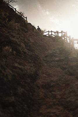 Rocky path - p1477m1586427 by rainandsalt