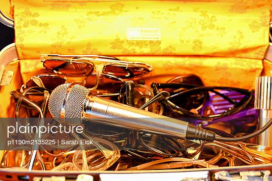 Mikrofon - p1190m2135225 von Sarah Eick
