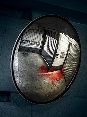 Tatort - p1280m2056869 von Dave Wall