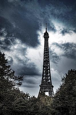 Eiffelturm - p1243m1515782 von Archer