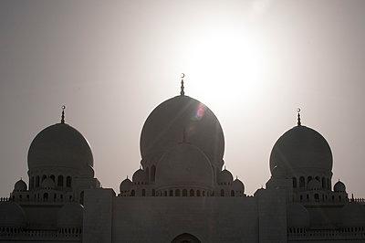 Scheich Zayed Moschee - p1273m1467589 von melanka