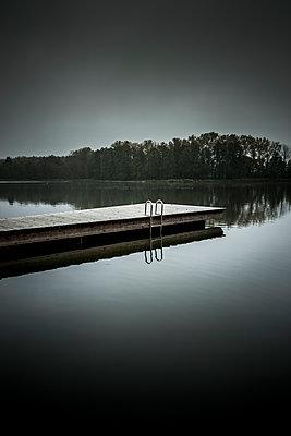 Fishing lake - p248m1086969 by BY