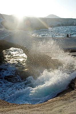 Seashore - p589m852036 by Thierry Beauvir