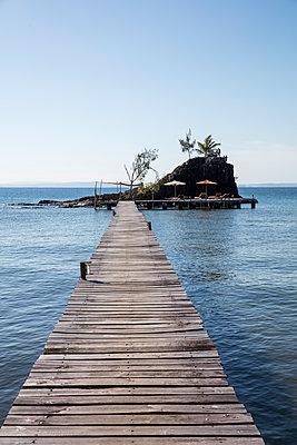 Steg zur Insel - p1272m1515611 von Steffen Scheyhing
