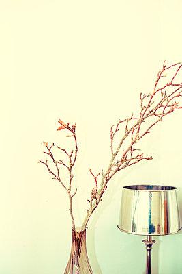 Blumenvase - p432m911923 von mia takahara