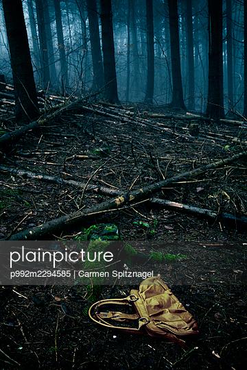 Unheimlich - p992m2294585 von Carmen Spitznagel