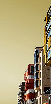 Modern architecture in Hamburg - p7920017 by Nico Vincent
