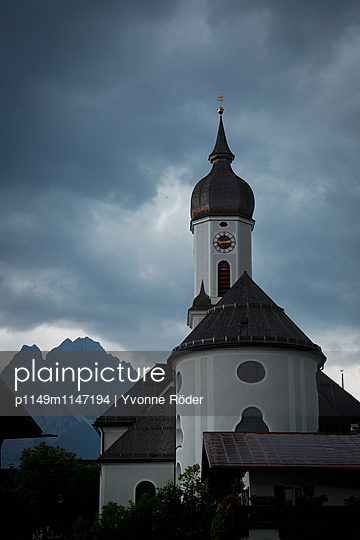 Kirche - p1149m1147194 von Yvonne Röder
