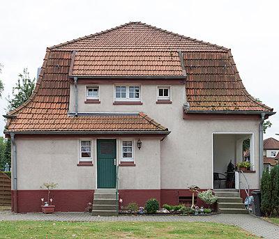 Haus in der Siedlung Teutoburgia IX - p105m882389 von André Schuster