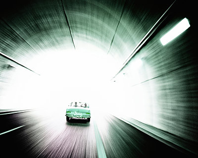 Tunnel - p551m937974 by kaipeterstakespictures