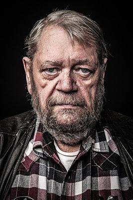 Portrait - p403m859074 von Helge Sauber