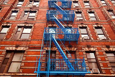 Fire escape  - p1399m1573927 by Daniel Hischer