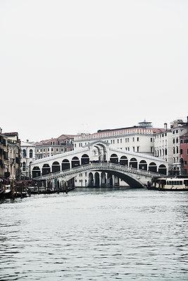 Rialto-Brücke - p1312m2063719 von Axel Killian