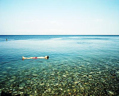 Urlaub am Toten Meer - p567m1530399 von Gaëlle Magder