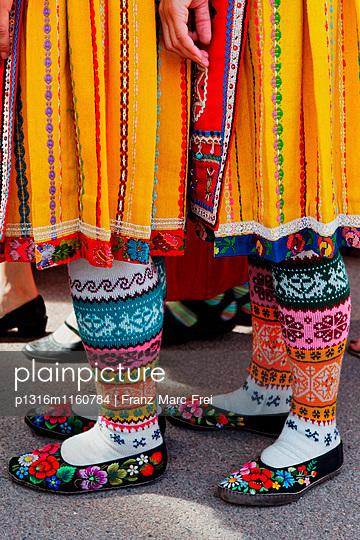 Sänger und Tanzfestival, Tallinn, Estland, Baltikum - p1316m1160784 von Franz Marc Frei