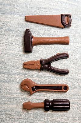 Schokowerkzeug - p4510933 von Anja Weber-Decker