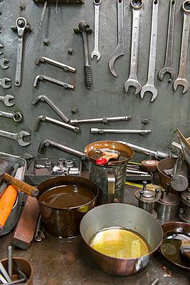 Tools - p1216m2260949 von Céleste Manet