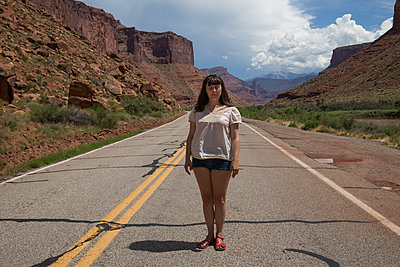 On the road - p1291m1124585 by Marcus Bastel