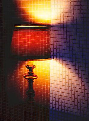 Old lamp - p1695m2290930 by Dusica Paripovic