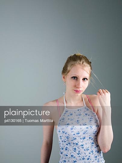 Girl - p4130165 by Tuomas Marttila