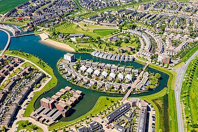 New housing estate, Utrecht - p1120m1042415 by Siebe Swart