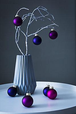 Christmas decoration - p1149m1492917 by Yvonne Röder