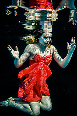 Underwater - p1019m2111174 by Stephen Carroll