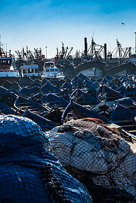 Fishing harbour of Essouira - p1243m1516487 by Archer