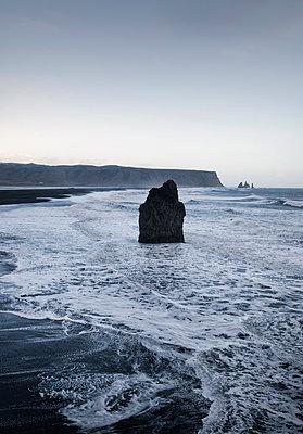 Fels im Meer - p1341m1559685 von Conny Hepting