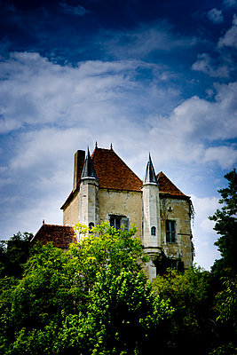 Old castle - p248m710123 by BY