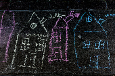 Childrens drawing - p248m1025381 by BY