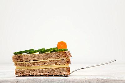 Sandwich Torte - p4540576 von Lubitz + Dorner