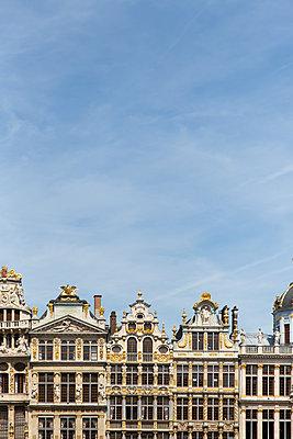 Brussels, Grote Markt  - p756m2122656 by Bénédicte Lassalle