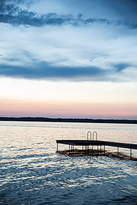 Dock - p535m1476437 by Michelle Gibson