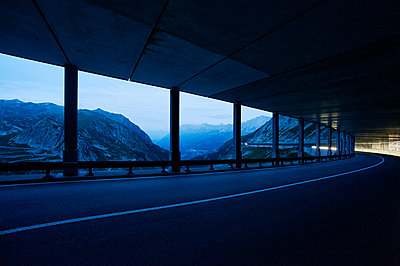 St. Gotthard Pass - p1203m1008068 by Bernd Schumacher